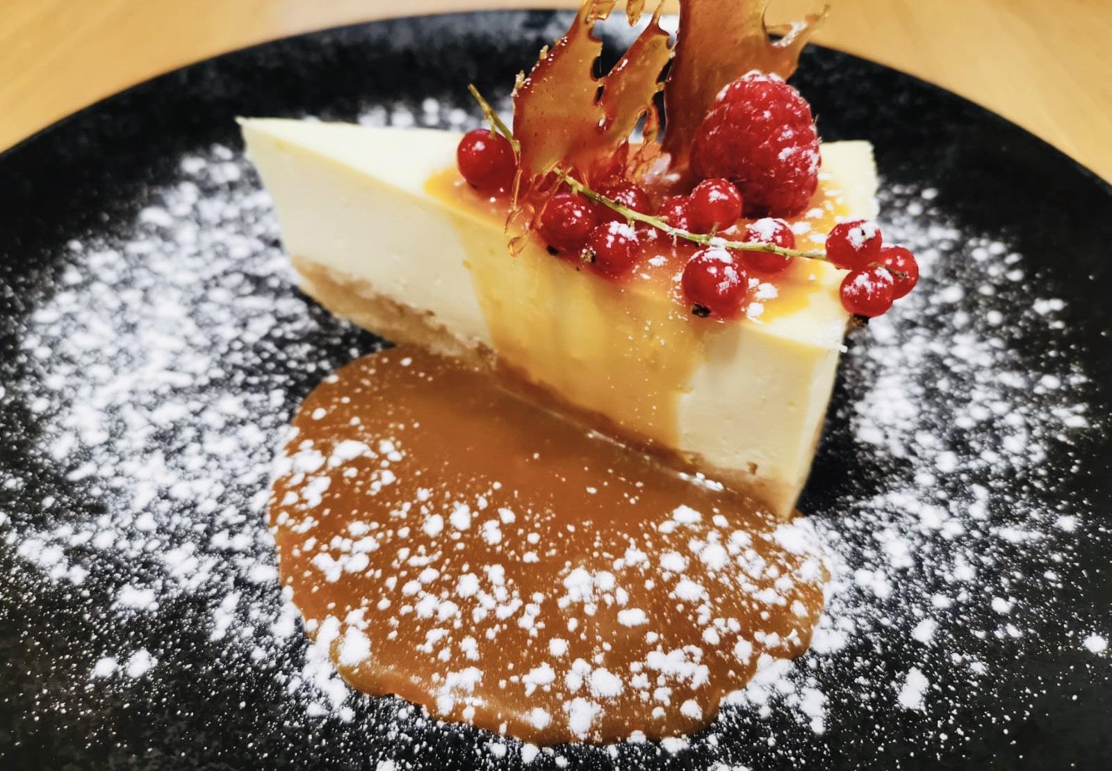 karamelovy cheesecake